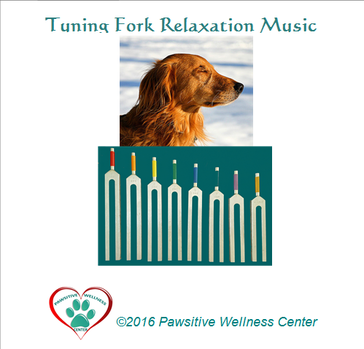 Tuning Fork Relaxation Music CD